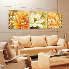 Painting Canvas For Living Room Living Room Wonderful Colorful Abstract Art On Canvas Ideas For