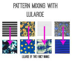Pattern Mixing Mesmerizing Pattern Mixing Cheat Sheet Wwwfacebookgroups
