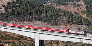 רכבת היא כלי תחבורה יבשתי, המשמש להובלת נוסעים ומטען על גבי מסילה.הרכבת בנויה ממספר קרונות, הנמשכים או נדחפים לרוב על ידי קטר.המסילה בנויה בדרך כלל משניים, שלושה או ארבעה פסי פלדה, אך קיימות בשימוש גם מסילות בעלות פס. The Jerusalem Express Train Struck By Malfunction Twice In One Morning Ctech