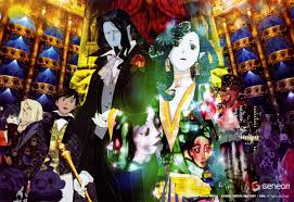 redstrife anime review gankutsuou the count of monte cristo