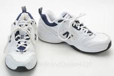 new balance 623. new balance 623 l7.5 r7 white multi leather athletic sneaker shoe new mismatch 7