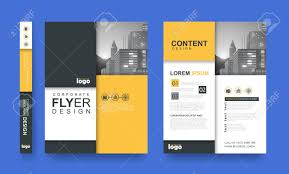 Poster Flyer Pamphlet Brochure Cover Design Layout Space For