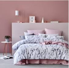 home accessory bedding bedroom baby pink blouse marble bedroom bedding grey white urban outfitters