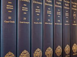 Oxford English Dictionary Wikipedia