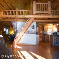 one bedroom cabins. the one bedroom log cabin with loft at cedar lodge \u0026 settlement cabins