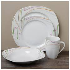 contemporary dinnerware sets white  modern contemporary