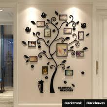 3D наклейки на стену, <b>фоторамка</b>, стикер на стену, <b>дерево</b> ...