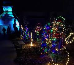 Budweiser Christmas Lights Best Holiday Light Displays In Fort Collins
