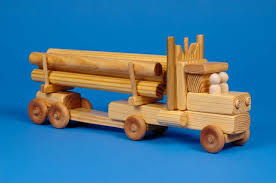 images of wooden toy truck
