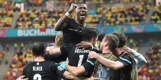 Een van de groepsgenoten van het nederlands elftal: Oostenrijk Legt Druk Bij Oranje Met Zege Op Noord Macedonie