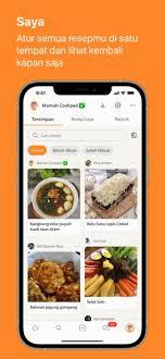 Lagi nyari ide masakan harian? Cookpad Aneka Resep Masakan Di App Store