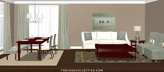 5 ways to coordinate area rugs in an open floor plan an option that is