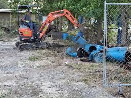 Light Demolition Work Full Service Junk Removal Services Explicit Junk Services