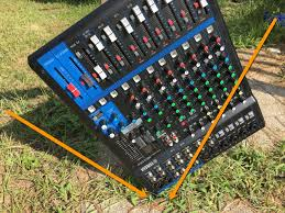 yamaha mixer. yamaha gm12xu 12 channel mixer with usb 2 0 great mixer, i love it! - youtube