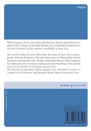wide sargasso sea essay bidisha jane eyre essay thesis essay about  wide sargasso sea by jean rhys as a postcolonial response to wide sargasso sea by jean plainsong essay com
