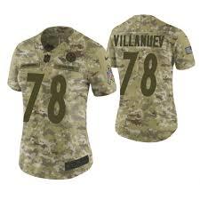 Jerseys Alejandro Steelers Villanueva Nfl Pittsburgh Store
