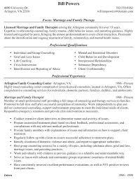 Counseling Psychologist Sample Resume Child Therapist Resume Massage Therapist Resume Sample Sample 34