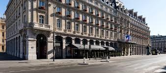 hilton paris opera hotel fr hotel facade