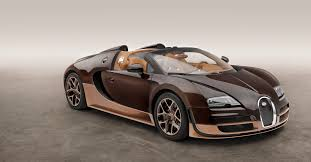 It's impossible to drive this supercar at high speeds down standard roads, because, quite simply, you'll run out of road too quickly. Rembrandt Bugatti Bugatti Editions Models
