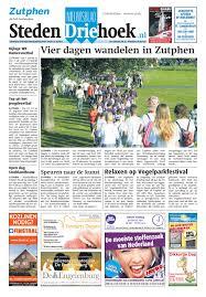 Nieuwsblad Stedendriehoek Zutphen Wk22 2019 By Uitgeverij