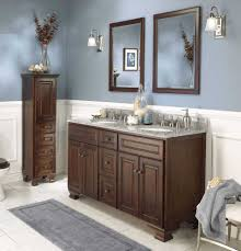 Catchy Wood Bathroom Vanity Cabinets Painting Pool At Wood ...