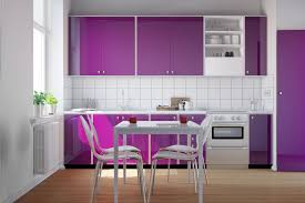 Purple Kitchen Cabinet Doors Kitchen Cabinet Doors Kitchen Decor Funky Purple Kitchen