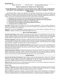 Non Profit Resume Compliance manager resume objective best of non profit resume 8