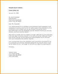 Cover Letter For Child Care Childcare Cover Letter Examples Sample Cover Letter For Nanny 23