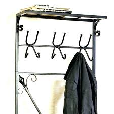 Metal Entryway Bench With Coat Rack Metal Entryway Storage Bench Coat Rack Metal Entryway Storage Bench 26