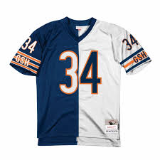 amp; Legacy Chicago Walter Payton Away Split 1985 Bears Jersey Home