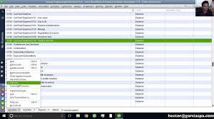 Creating Sub Accounts In Quickbooks Desktop