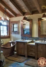 Rustic Bathroom Design Mesmerizing 17 Best Ideas About Rustic