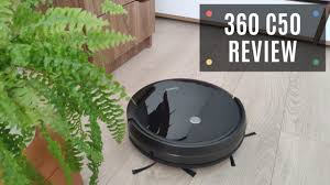 <b>360 C50</b> Review: Small Yet Powerful Robot Vacuum & Mop - YouTube