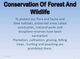 conservation of plants animals 11 to protect