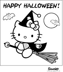 Small Picture 9 fun free printable Halloween coloring pages