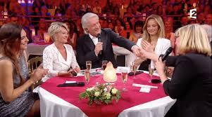 Page officielle de marie myriam. Television Patrick Sebastien Tres Emu Face A Son Ex Marie Myriam Vsd