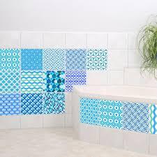 Decorative Tile Stickers Bathroom