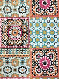 marrakesh tile wallpaper