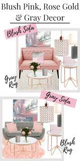 blush crush blush pink rose gold