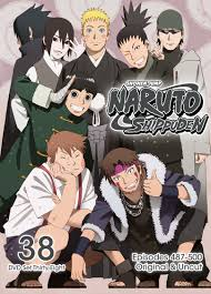 Shippuuden is the continuation of the original animated tv series naruto. Viz Watch Naruto Anime