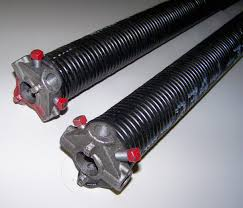 how to replace a garage door spring