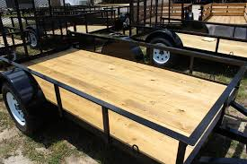 incredible ideas best wood for utility trailer floor 2016 other horton 5x10 landscaping trailer with wood