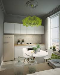 Designs by Style: Lime Green Shower Tile Inspiration - Apartment