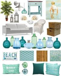 learn secret designer tips on how to decorate coastal style on a budget beach office decor