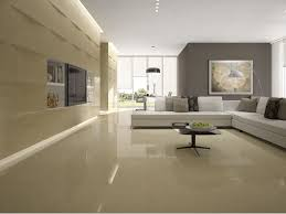 modern tile flooring ideas. Pillows Facing Small Black Glass Table And Large Flat Television Also  Shelf Above White Porcelain Tile Flooring In Modern Living Room Design Ideas Modern Tile Flooring Ideas T