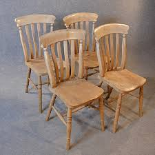dining chairs set of 4. Antique Kitchen Dining Chairs Set 4 Quality Victorian Elm Windsor Lath C1880 Of I