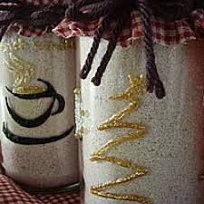 Decorate Glass Jar Decorate Glass Jars With Puffy Paint Gifts In A Jar Tip Junkie 40