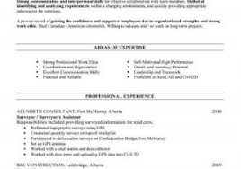 Civil Engineering Resume Examples From Ziemlich Entry Level Water