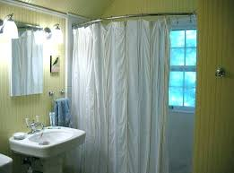 curved tension shower curtain rods curved tension shower curtain rod target curved shower rod bathroom distinctive