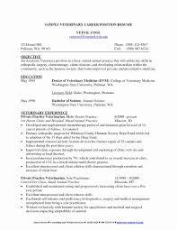 Veterinary Technician Resume Luxury Surgical Technician Resume